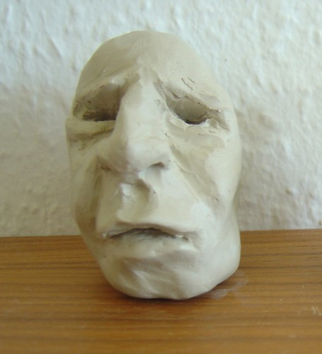Sculpted Face 1