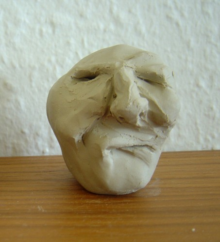 Sculpted Face 2
