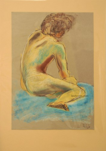 Nude-Man-sitting